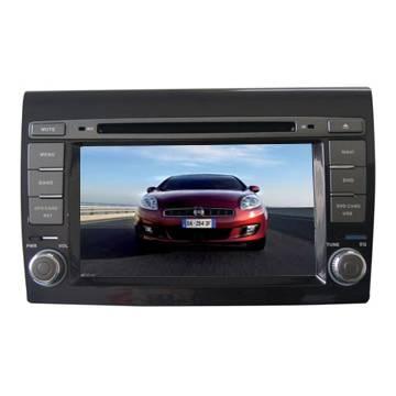 FIAT BRAVO car RDS media player_dvd navigation gps