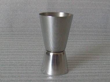 bar tool stainless steel jigger/bar measures cup