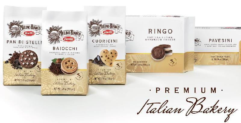 MULINO BIANCO Italian premium bakery