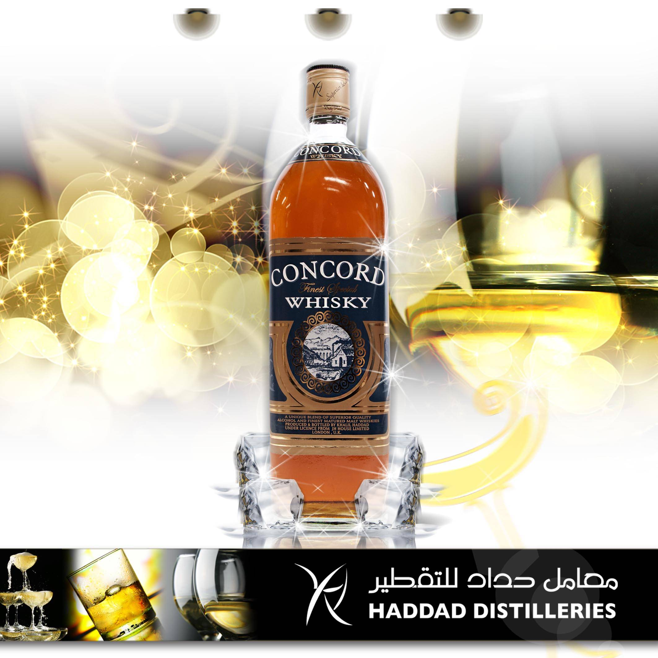 Concord Whisky