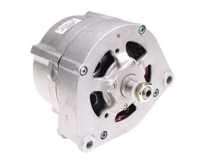 Alternators for automobiles, trucks, buses, engineering machinery and marine