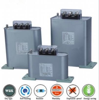 Bsmj Sereis Box Type Power Factor Capacitor
