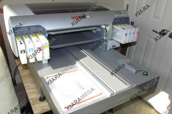 MelcoJet G2 DTG Printer