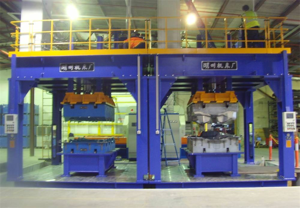 Automobile Interior Part Hydraulic Press