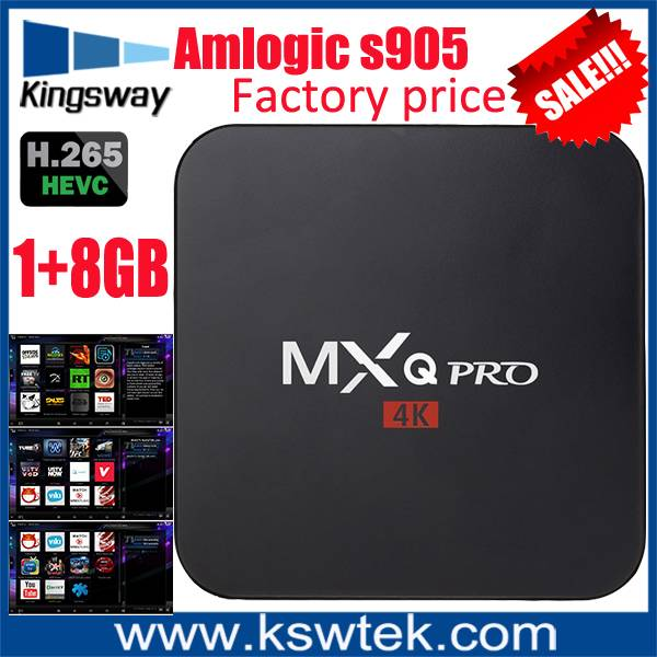2016 Newest Preinstalled Kodi Android 5 1 Mxq Pro 4k Root Access