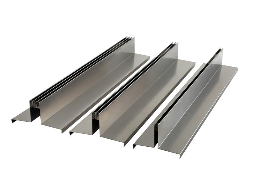 steel slot cover