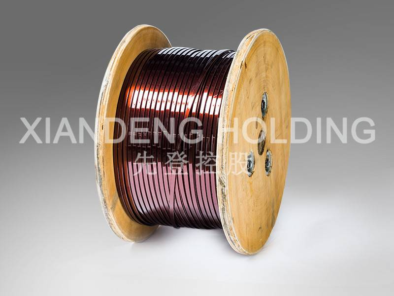 enameled wire