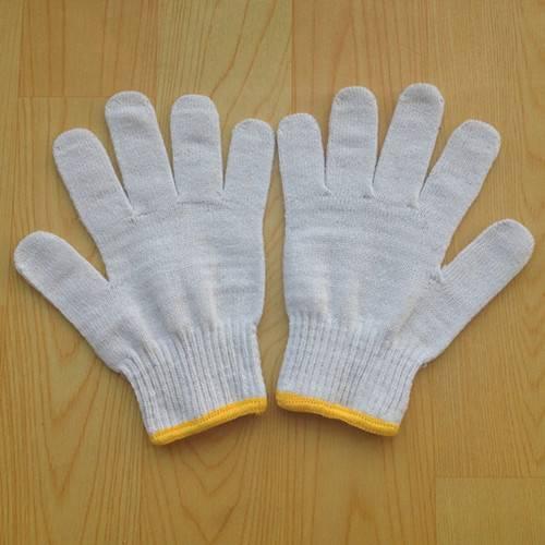 low price machine knitted cotton work gloves10 gauge machine knit gloves