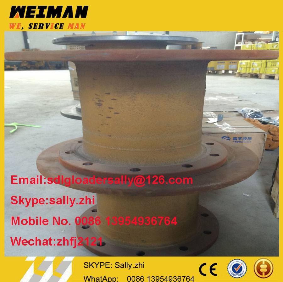 SDLG brake disk, 29070001071  with yellow colour for wheel loader LG956L