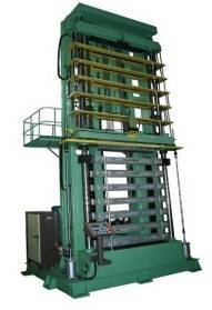 Vertical Expanding Machine