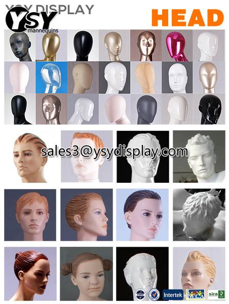 mannequin for sale, mannequin heads