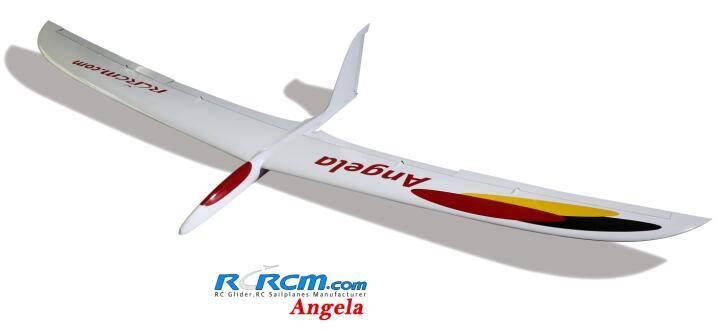 Angela-RCRCM 2m slope glider