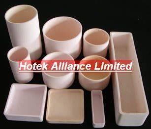 Crucible,Ceramic Crucible,Ceramic Boat