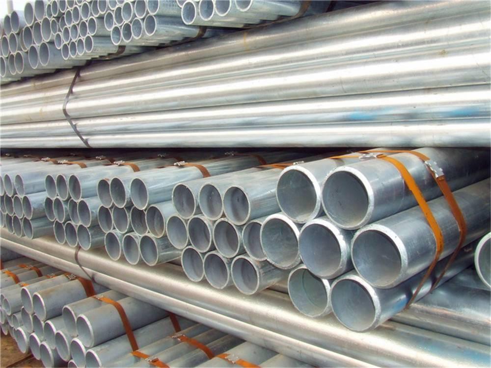 BS1387 Hot DIP Galvanized Round Steel Pipe (Tube)