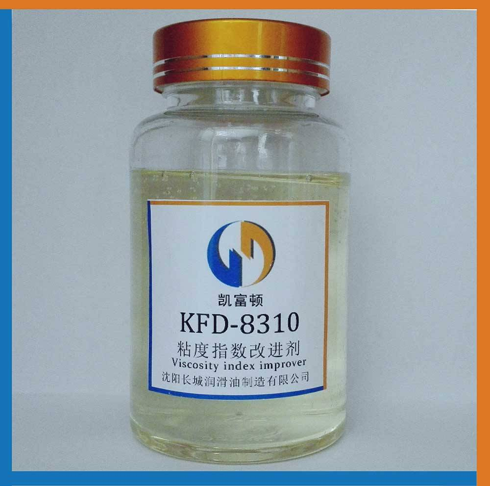 KFD-8310 viscosity modifier Increase viscosity index and pour point especially suitable for 75w90 ge