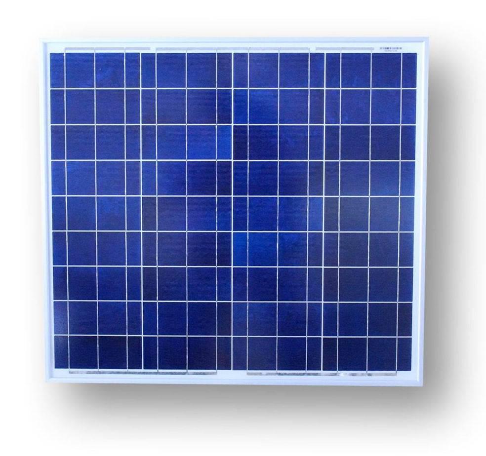 Polycrystalline Solar Panel 50w
