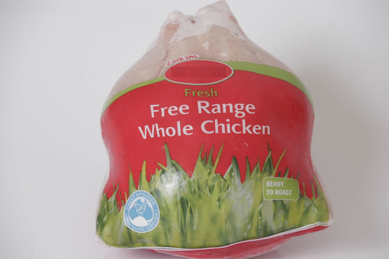 Halal Whole Frozen Chicken Giblet
