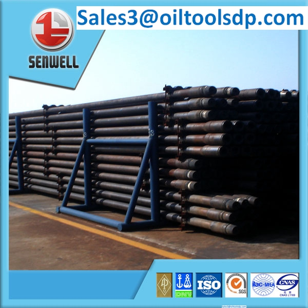 """API 5DP 5"""" OD S135 drill pipe with Arnco 300XT and TK34 coating"""