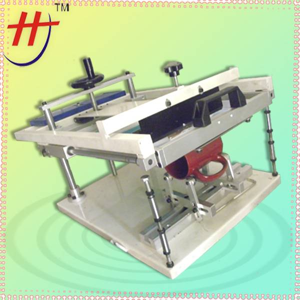 LT-S2 Manual Precise Curve and Cylindrical Screen Printing Machine