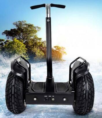 new 1000w*2 19 inch off road big wheel self balance electric skywalker scooter