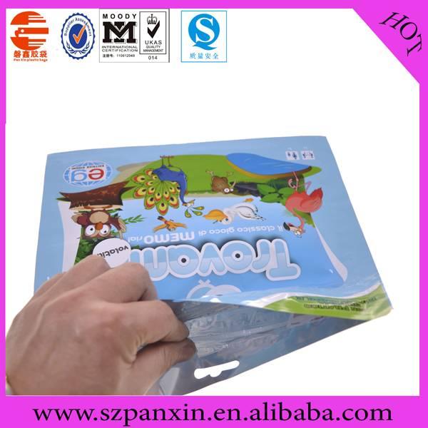 PET / folha / PE de alumínio saco de tabaco folha