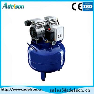 Good quality dental oil free air compressor with factory price ADS-500