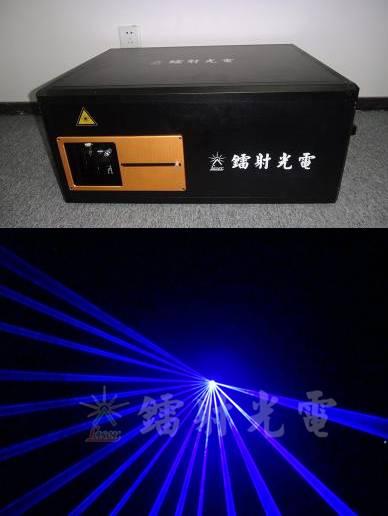 1w-10w single blue laser