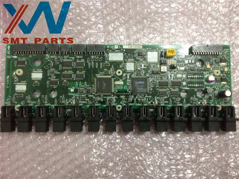 Panasonic SMT pick and place part CONTROL UNIT FOR MOTOR N610017211AA