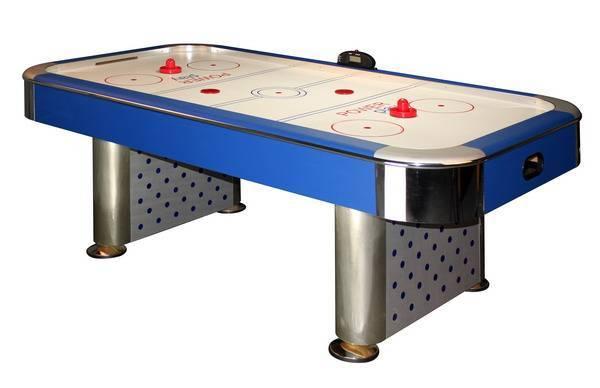 air hockey table, power hockey table