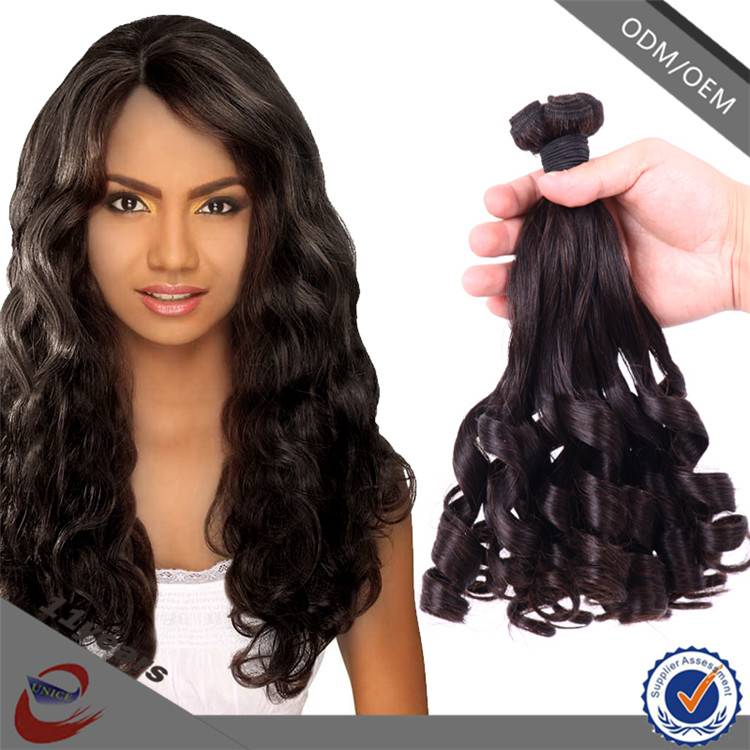 2015 Newest 100% Virgin Brazilian Bohemian Remy Short Curl Human Hair Extensions Weave