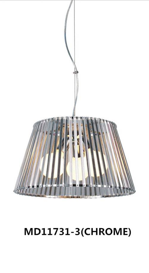 2016 Popular Aluminum Pendant Lamp with High Quality for Decoration