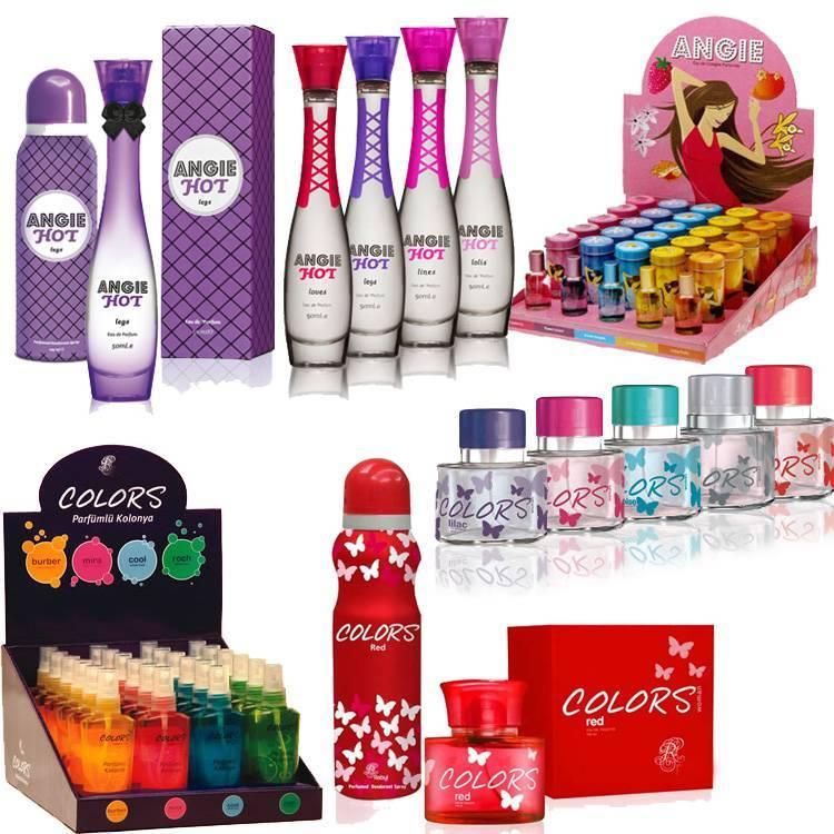 Perfumes & Eau De Toilette & Deodorants