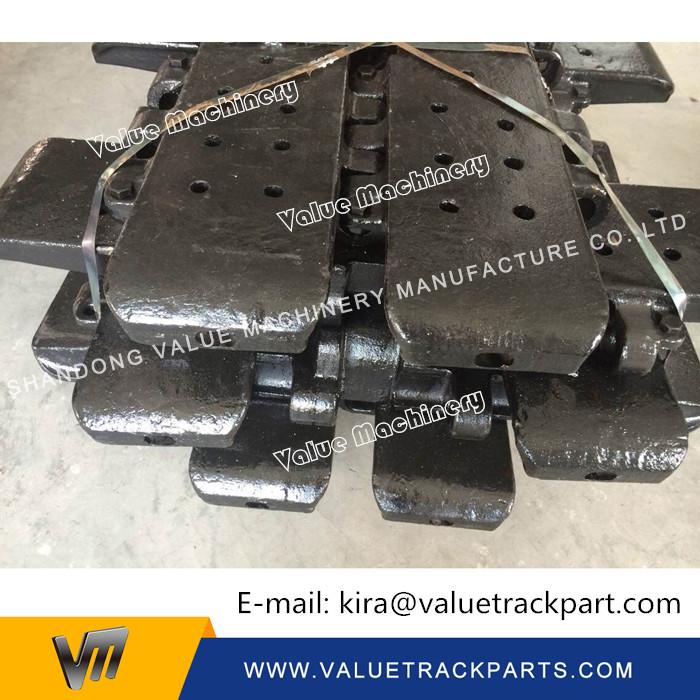 Demag CC1800 Crawler Crane Undercarriage Parts Track Shoe