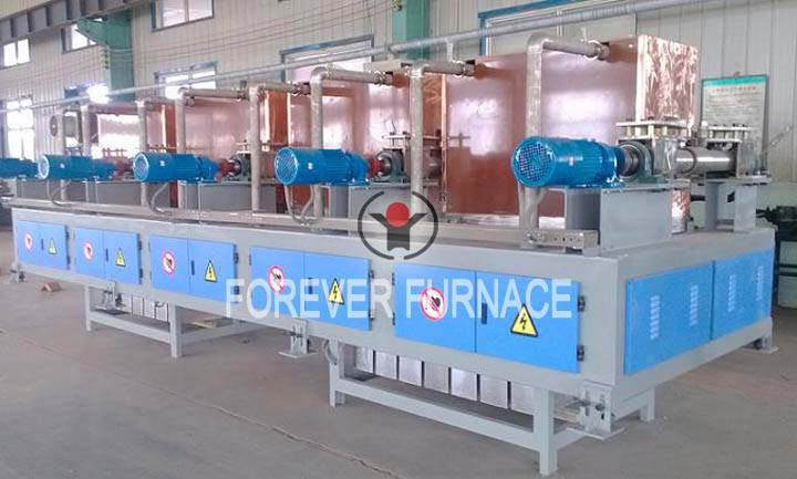steel billet induction heating,steel billet induction heating furnace