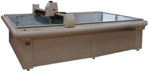Large custom unique ultra thin light box LGP 3D v cutting machine