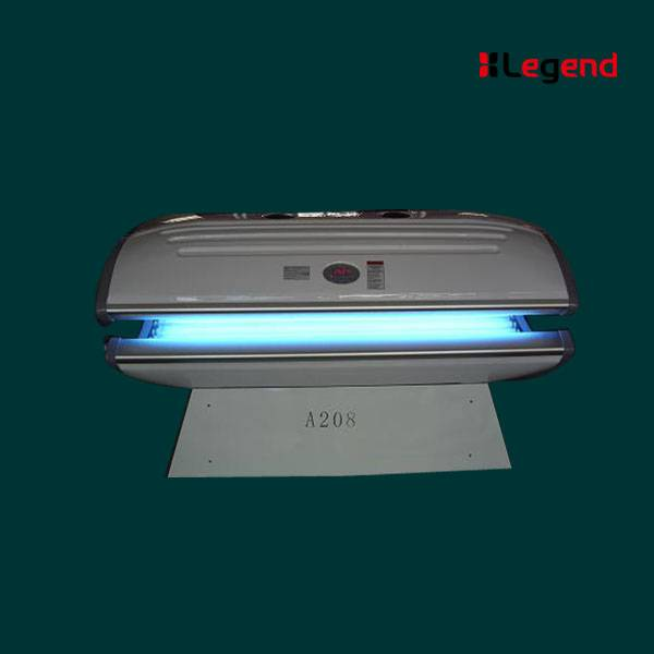 2015 newest professional solarium tanning bed 24pcs /28pcs lamps for choice