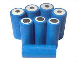 Lithium ion Column battery and battery pack