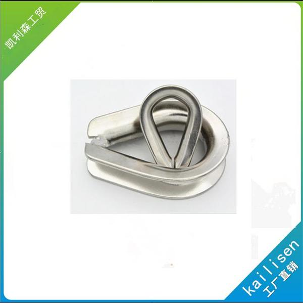 stainless steel thimble