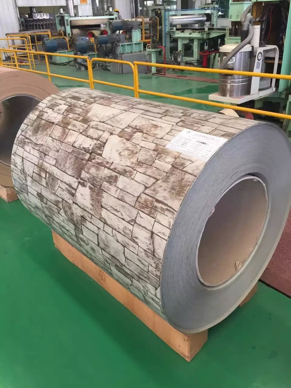 PPGI/prepainted galvanized steel coil with wall color