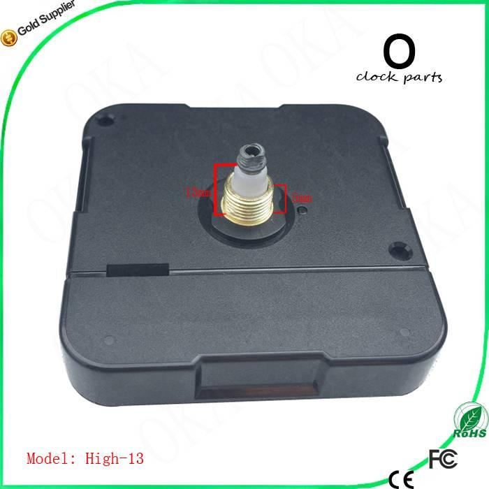 High torque clock movement,Quartz Analog Type high torque clock mechanism