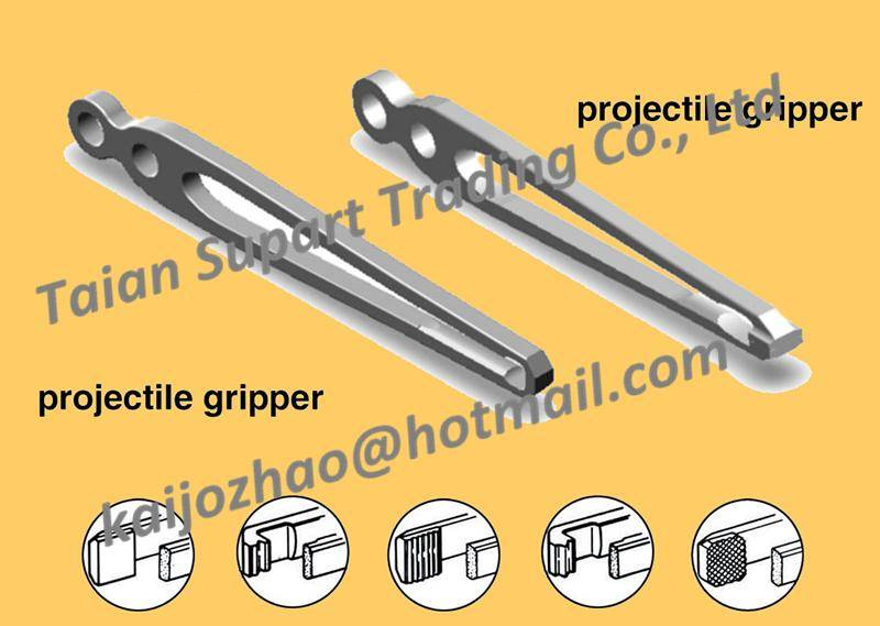 Sulzer weaving loom parts Projectile body and gripper