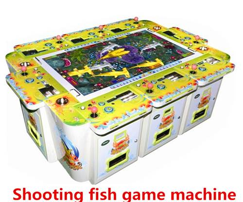 2015 Newest Fish Hunter Arcade Games/Arcade Fishing Game Machine
