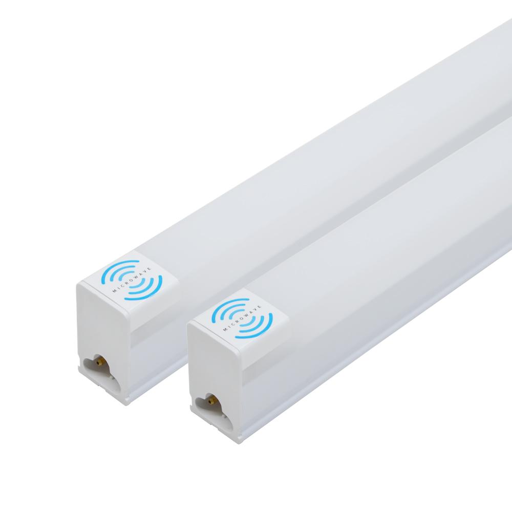 0.3m 0.6m Smart Energy saving 1ft 2ft T5 LED lamp motion sensor microwave sensor 5W 7W T5 Integrated