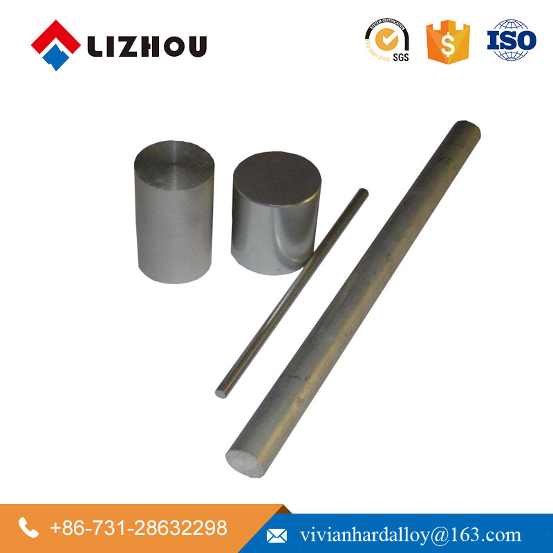 Zhuzhou Factory 330mm D6 D8 D10 D12 Unground Tungsten Cemented Carbide Rods