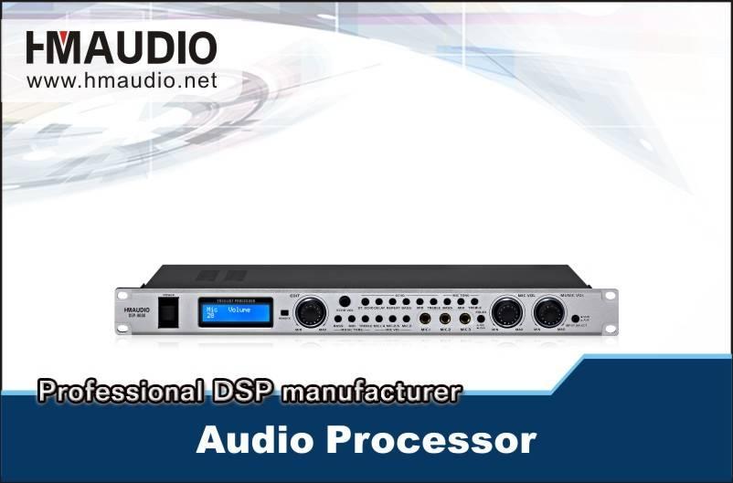DSP 8000Hot Selling in Alibaba Karaoke Processor