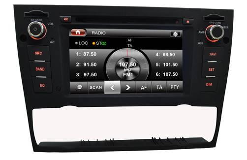 BMW New BMW3(E90) Special Car DVD Player GPS digital screen