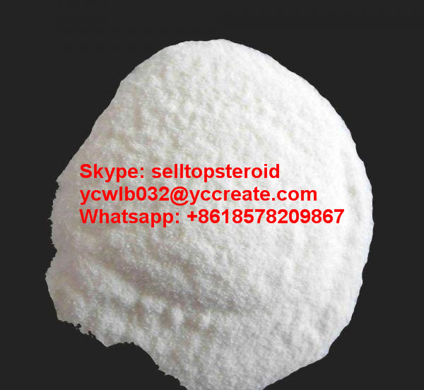 Stanolone DHT Androstanolone Andractim Gel Pharma Raw Powder CAS: 521-18-6