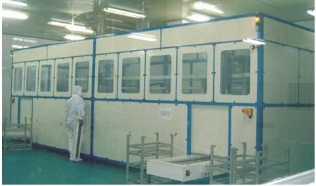 TFT Glass thinning equipment