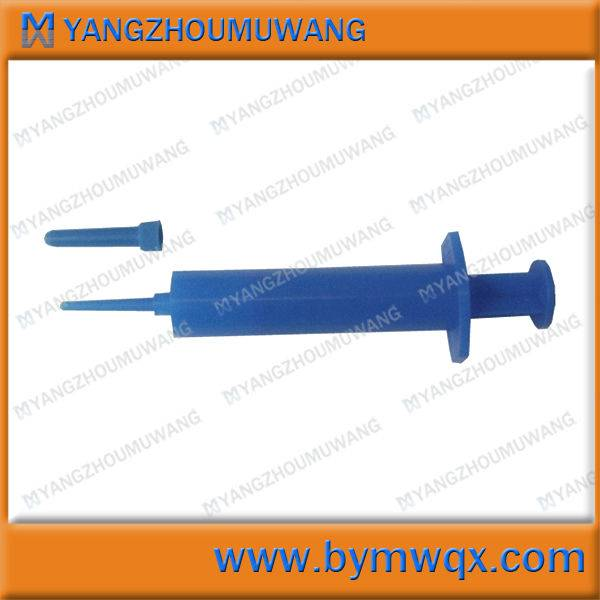 high quality 10ml veterinary medical plastic syringe