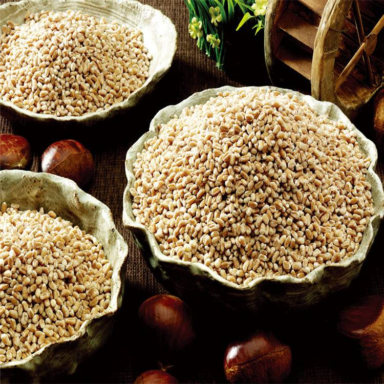 Organic instant oat